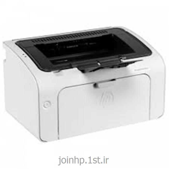 عکس چاپگر (پرینتر)پرینتر لیزری سیاه و سفید hp Laserjet M12A