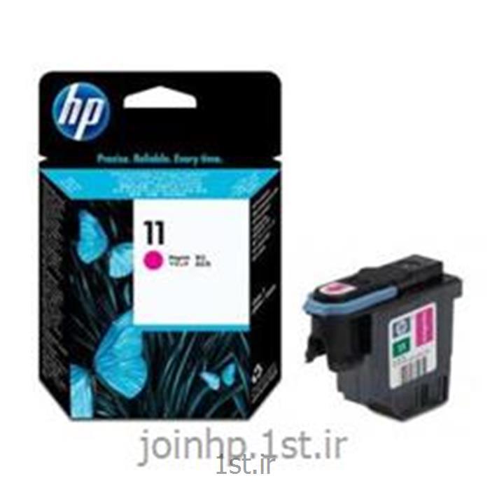 عکس هد چاپگر (پرینتر)هد قرمز اچ پی HP Printhead 11
