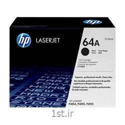 کارتریج طرح درجه یک مشکی اچ پی 64/hp 64A Black LaserJet Toner Cartridg