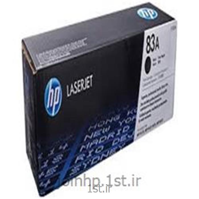 کارتریج طرح درجه یک مشکی اچ پی83/hp83A Black  LaserJet Toner Cartridge
