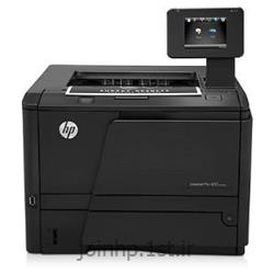 عکس چاپگر (پرینتر)پرینتر لیزری سیاه و سفید تک کاره اچ پی HP LaserJet pro 400 printer M401dw
