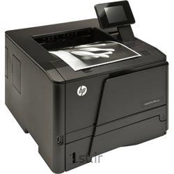پرینتر لیزری سیاه و سفید تک کاره اچ پی HP LaserJet  pro 400 printer