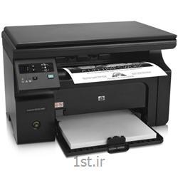 عکس چاپگر (پرینتر)پرینتر لیزری سیاه و سفید چند کاره اچ پی HP LaserJet Pro M1132