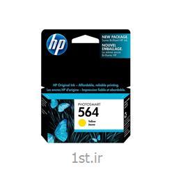 عکس جوهر کارتریجکارتریج زرد اچ پی HP 564
