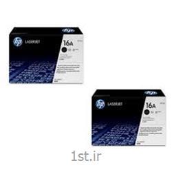 کارتریج طرح درجه یک مشکی اچ پی 16/hp16A Black LaserJet Toner Cartridge