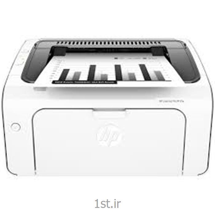 عکس چاپگر (پرینتر)پرینتر لیزری سیاه و سفید hp Laserjet Pro M12W
