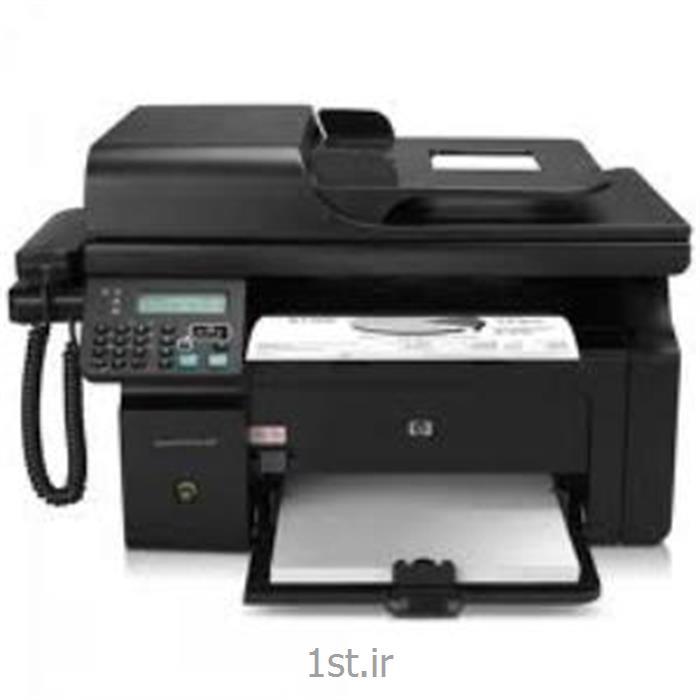 عکس چاپگر (پرینتر)پرینتر لیزری سیاه و سفید چند کاره HP LaserJet M1214nfh