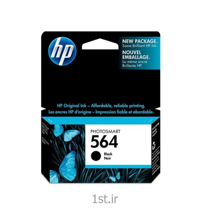 عکس جوهر کارتریجکارتریج مشکی اچ پی HP 564