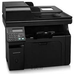 عکس چاپگر (پرینتر)پرینتر لیزری سیاه و سفید چندکاره اچ پی HP LaserJet M1217nfw