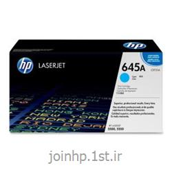 تونر آبی اچ پی hp 645A