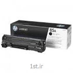 عکس تونر کارتریجکارتریج  طرح درجه یک مشکی  اچ پی 85/hp 85A Black  LaserJet Cartridge
