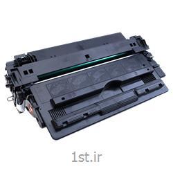 کارتریج ، تونر اورجینال مشکی اچ پی16 , hp 16A Black Original Cartridge