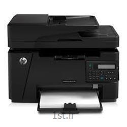 عکس چاپگر (پرینتر)پرینتر لیزری سیاه و سفید hp Laserjet Pro mfp m127fn