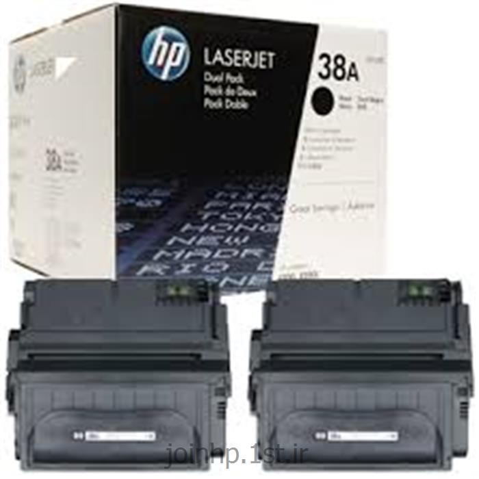 کارتریج طرح درجه یک مشکی اچ پی 38/hp38A Black LaserJet Toner Cartridge