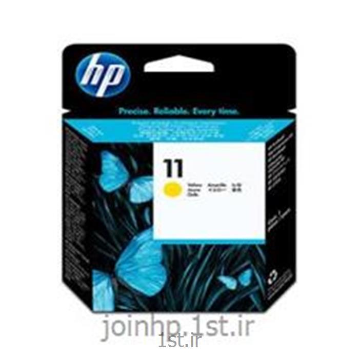 عکس هد چاپگر (پرینتر)هد زرد اچ پی C4813A - HP Printhead 11