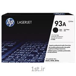 عکس تونر کارتریجکارتریج طرح درجه یک مشکی اچ پی 93/hp93A Black LaserJet Toner Cartridge