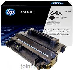 کارتریج اورجینال hp 64A مشکی  hp 64A Black Original Cartridge Toner