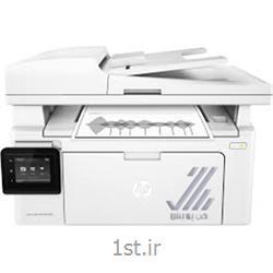 عکس چاپگر (پرینتر)پرینتر لیزری چهار کاره سیاه و سفید اچ پی 130 /  hp Laserjet pro M130fn