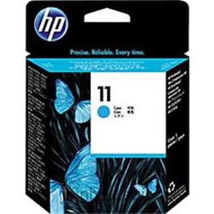 عکس هد چاپگر (پرینتر)هد آبی اچ پی HP Printhead 11