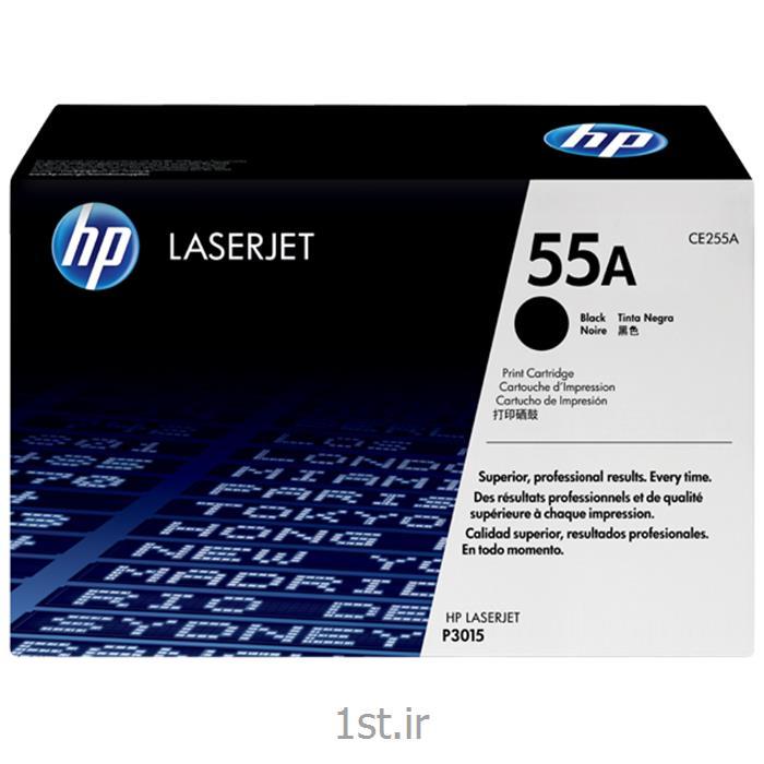 کارتریج طرح درجه یک مشکی اچ پی 55/hp55A Black LaserJet Toner Cartridge