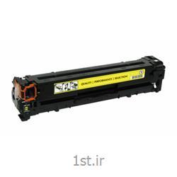 کارتریج طرح درجه یک زرد اچ پی 125 /  hp 125A Yellow LaserJet Cartridge
