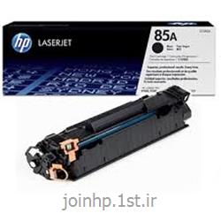 کارتریج اورجینال hp 85A مشکی  , hp 85A Black Original Cartridge Toner