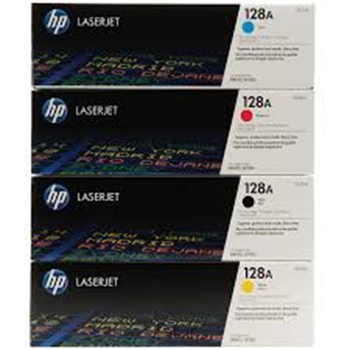 کارتریج طرح درجه یک مشکی اچ پی 128/hp 128A  Black  LaserJet  Cartridge