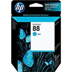 کارتریج آبی اچ پی hp 88