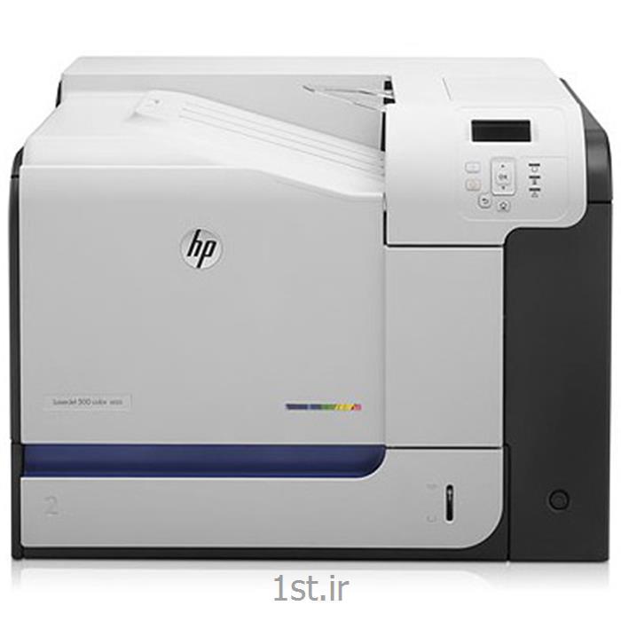 عکس چاپگر (پرینتر)پرینتر لیزری رنگی تک کاره اچ پی HP LaserJet Enterprise 500 color M551dn