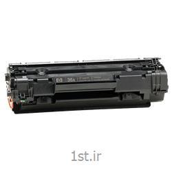 کارتریج اورجینال hp 36A مشکی , hp 36A Black Original Cartridge Toner