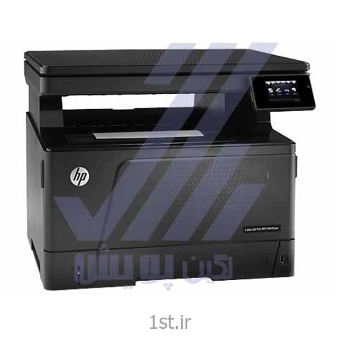 عکس چاپگر (پرینتر)پرینتر لیزری سیاه و سفید چندکاره اچ پی HP LaserJet M435nw