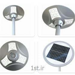عکس سایر چراغ ها و محصولات مرتبط با روشناییچراغ خورشیدی خیابانی مدل isun 03