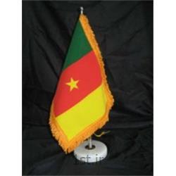 عکس پرچم، بنر و لوازم جانبیپرچم رومیزی خارجی جیر