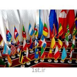 پرچم رومیزی خارجی جیر