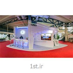 طراحی و ساخت غرفه های نمایشگاهی خودساز اکسپرود