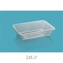 عکس فرآوری پلاستیکظرف دوپرسی 5 سانت