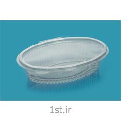 ظرف بیضی پرشیا پلاستیک