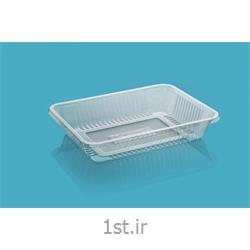عکس فرآوری پلاستیکظرف دوپرسی 4 سانت