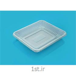 عکس فرآوری پلاستیکظرف دوپرسی 3 سانت