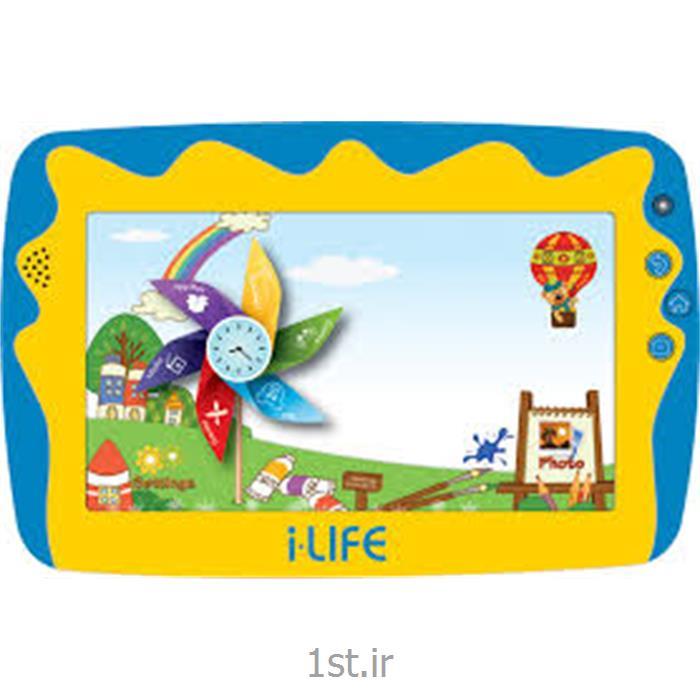 عکس تبلتتبلت ای لایف کیدس با صفحه 7 اینچ I-LIFE KISD
