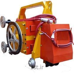 عکس سایر ماشین آلات معدندستگاه سیم برش سنگ 50 اسب