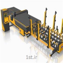عکس ماشین آلات تولید شیشهمیز برش cnc تمام اتوماتیک