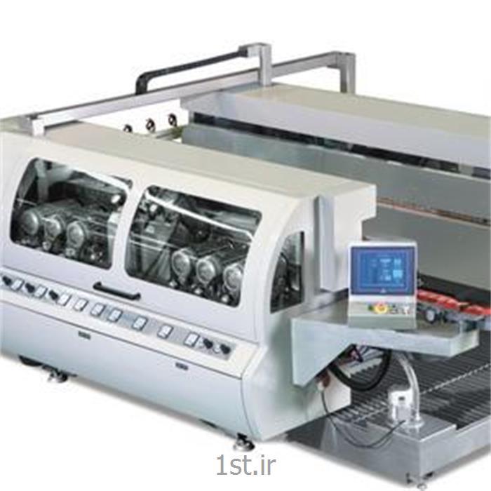 عکس ماشین آلات تولید شیشهدستگاه دیاموند دوطرفه (دبل ایجر)