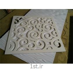 پارتیشن دیوار پوش طرحدار دکوراسیون داخلی آرک پنل طراحی Spiral