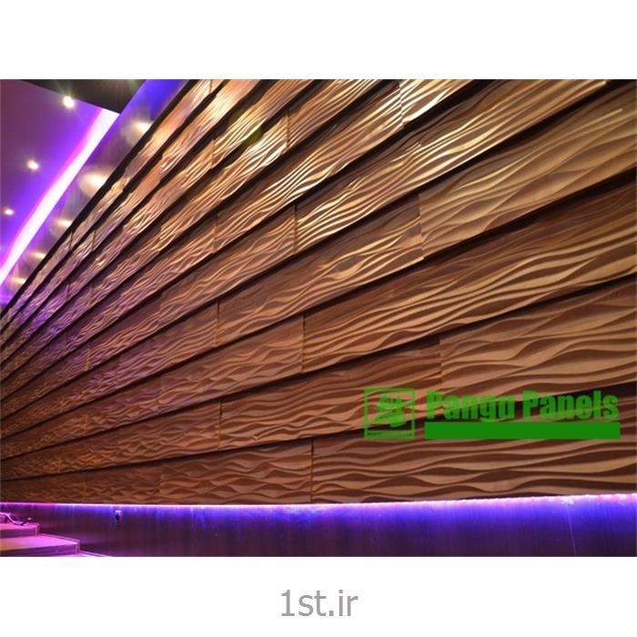 پارتیشن دیوار پوش طرحدار دکوراسیون داخلی آرک پنل طراحی Desert