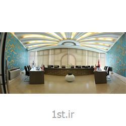پارتیشن دیوار پوش طرحدار دکوراسیون داخلی آرک پنل طراحی felorence