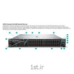 عکس سرور ( Server )سرور قفسه ای اچ پی مدل پرولاینت ProLiant DL380 Gen10