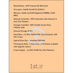 سرور قفسه ای اچ پی مدل پرولاینت ProLiant DL380 Gen9
