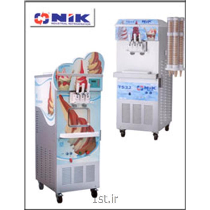 دستگاه بستنی ساز قیفی نیکنام مدل TS12