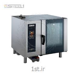 فر کانوکشن زانوسی ۶ سینی-Combi oven Zanussi Professional